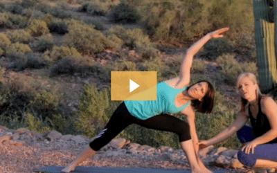 Yoga Poses Side Angle Pose
